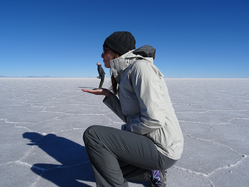 Salt Flats Bolivia, June 2015