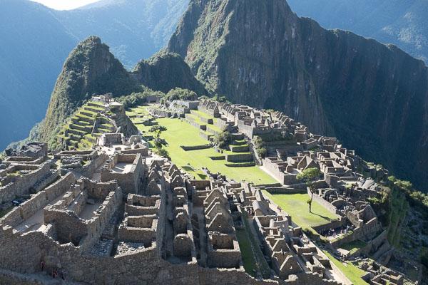 Machu Picchu July 2015