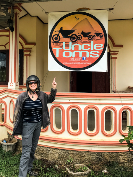 Uncle Tom's HQ Laos