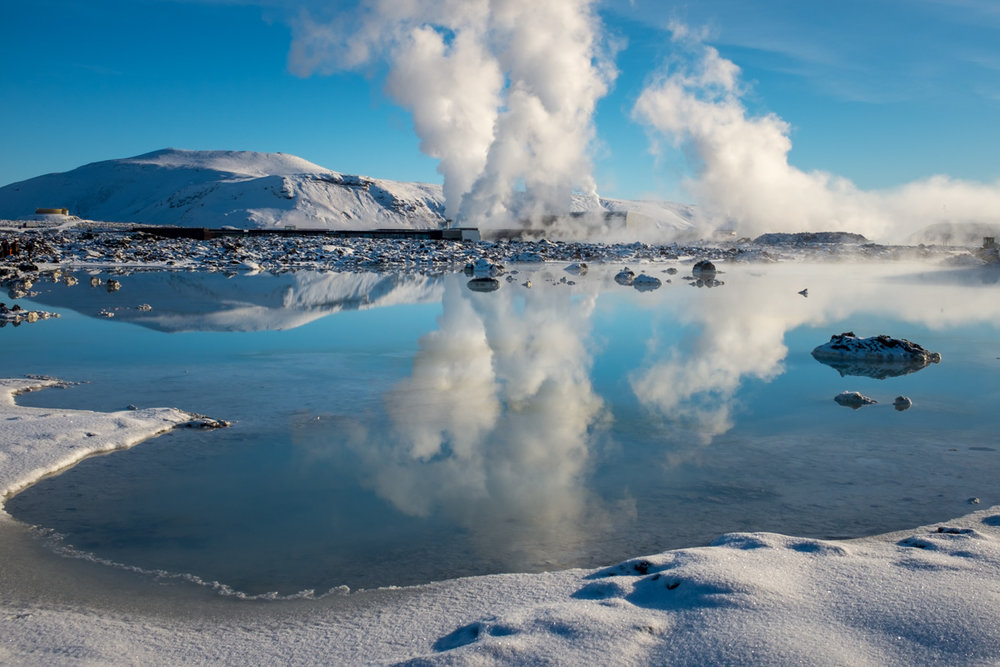Land of Fire and Ice: Things to See and Do on a Winter Break in Iceland - In our Iceland travel blog, we spent 3 days experiencing the sensational Northern Lights and snow-drenched landscapes and frozen waterfalls of the Golden Circle.