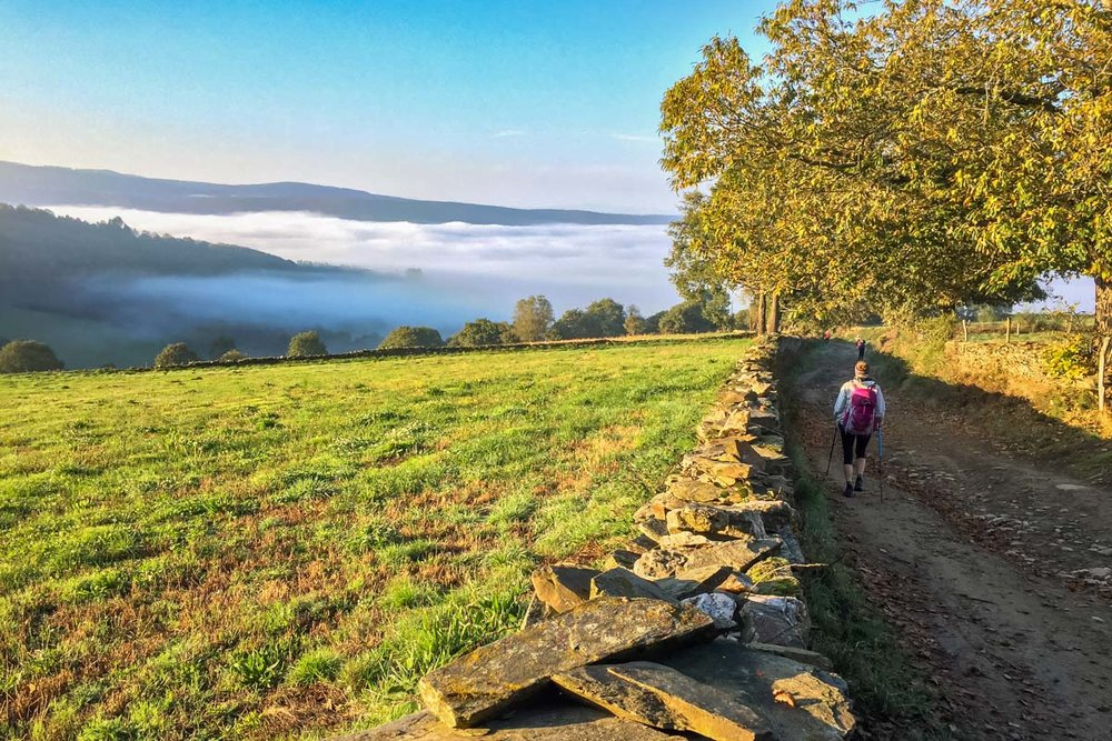 THE FIRST-TIMER'S GUIDE TO WALKING THE CAMINO DE SANTIAGO - 8 TIPS TO SOOTHE YOUR WORRIES - Planning your first Camino de Santiago can be quite daunting. These not-so-typical tips will get you started and take away some of your first-timer nerves.