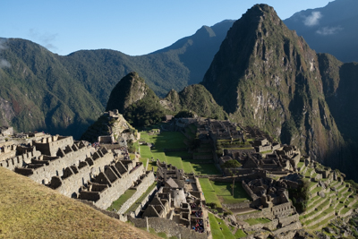 Inca Life (Part 2): Machu Picchu from the 104km Marker - Our journey to one of the most amazing world heritage sites in the world. The train from yesterday, the views to die for and the climb that almost killed us.