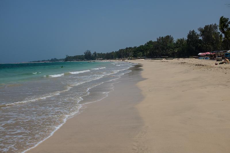 Ngapali Beach bliss