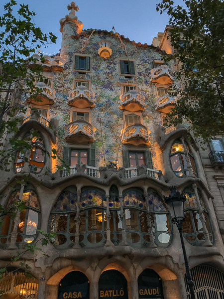 Breathtaking Casa Batllo