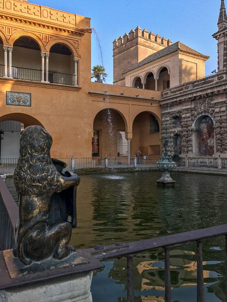 Alcázar Seville