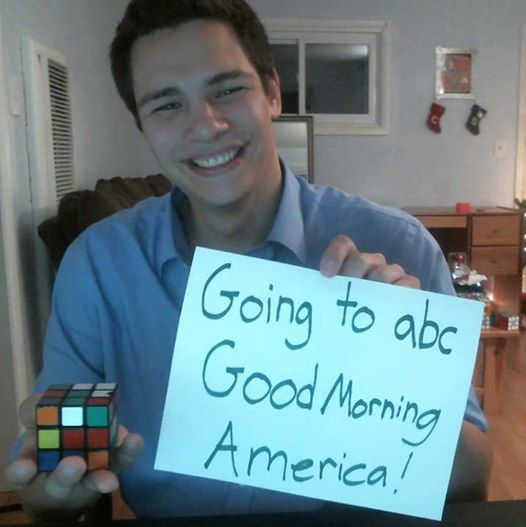 Steven Brundage Magic Good Morning America