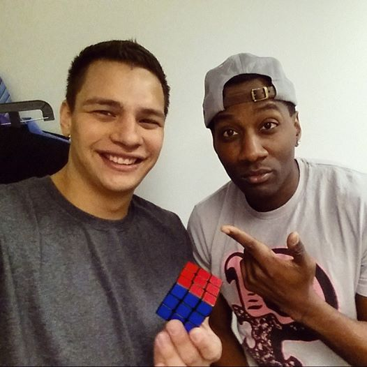 Performing some Rubik's Cube Magic for Destorm Powers