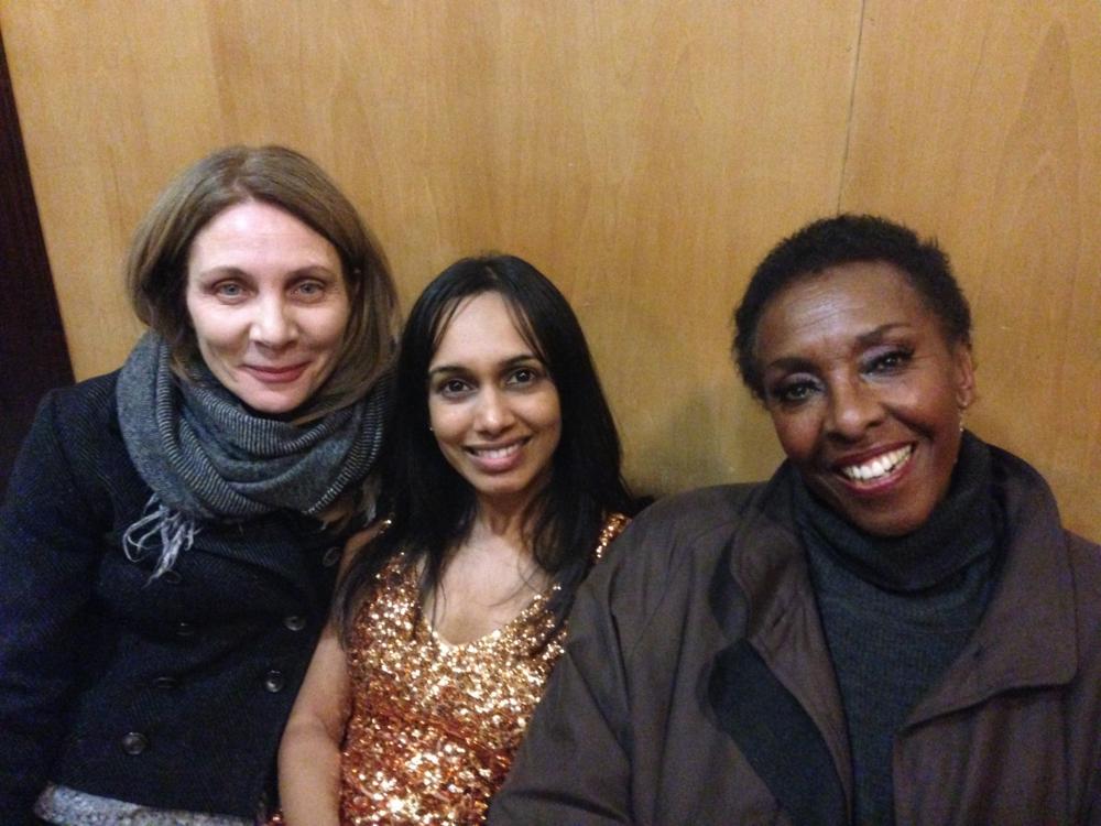 Melenaie, Judith Owen, Elaine Delmar