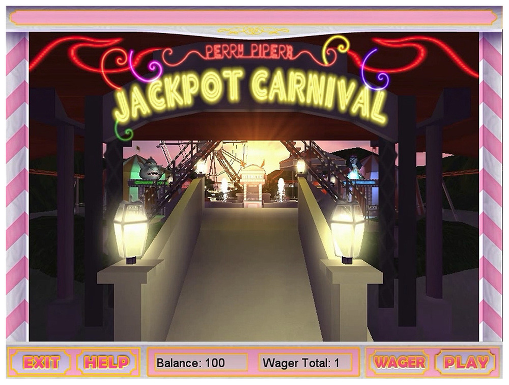 Jackpot Carnival Welcome Shot
