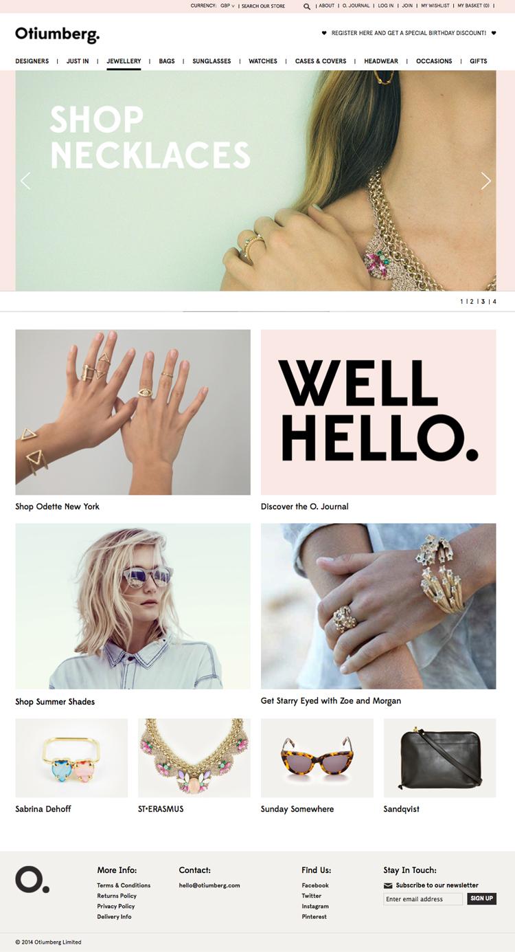 Otiumberg - Homepage