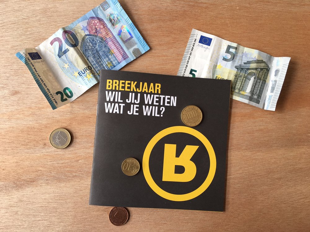 Breekjaar financieren