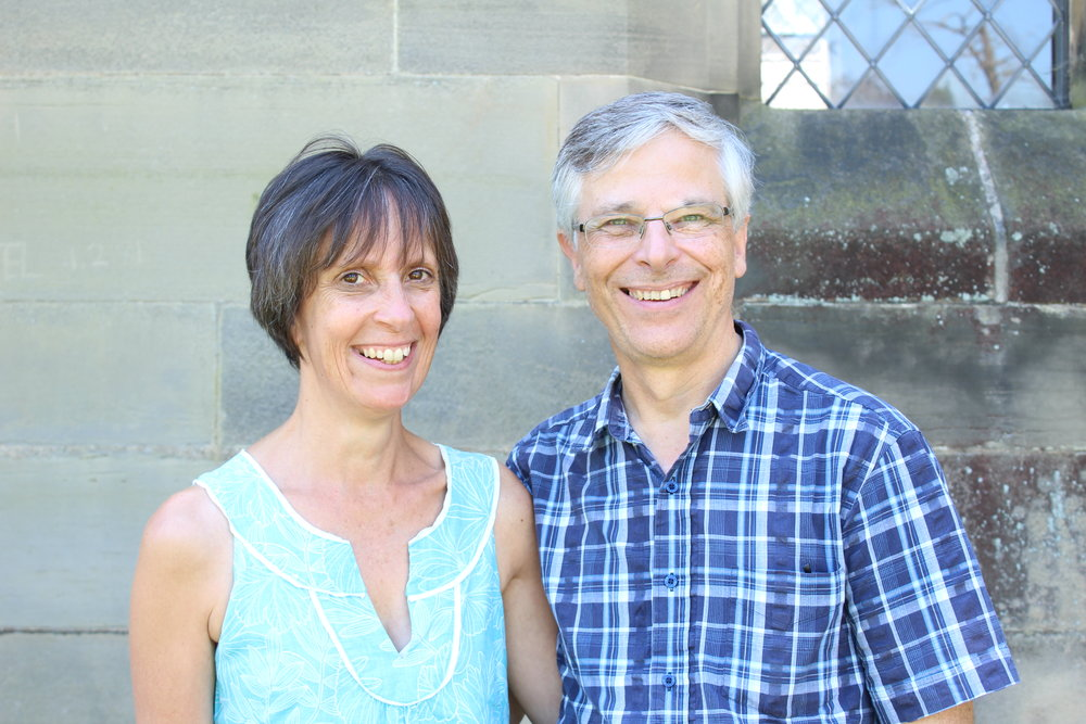 Andrew & Candy Gillham - Discipleship Area Team Leaders Email