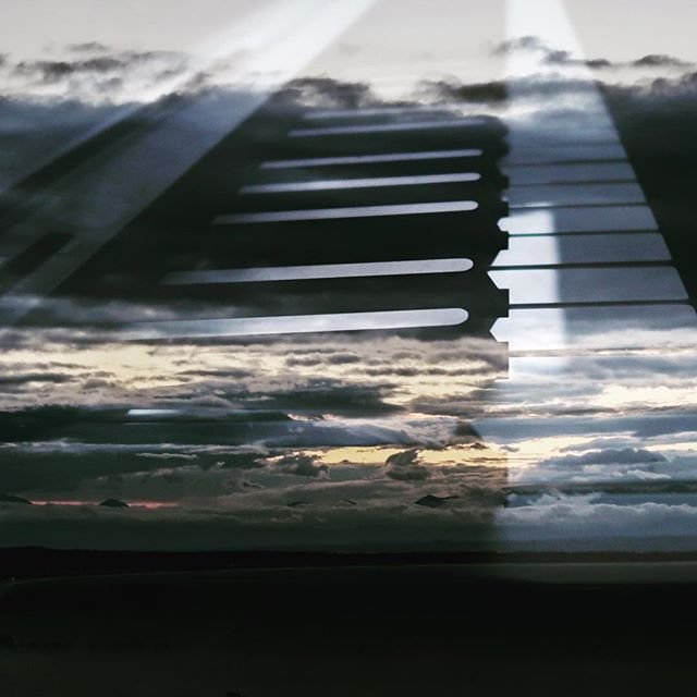 #whpgetlost ~ How about using sounds, music and imagery to expand further and get lost 😌  ______________________________________ #doubleexposure #piano #clouds #cloudlovers #soundlovers #doublestories #photooftheday #bjp #somewheremagazine #womenphotographer