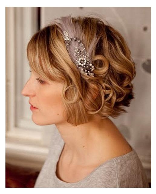 1920s inspired hair