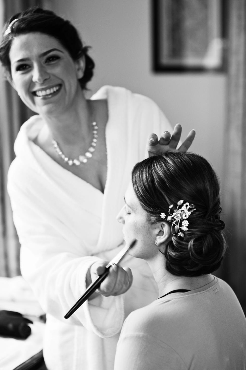 Wedding Make Up & Hair In Wales