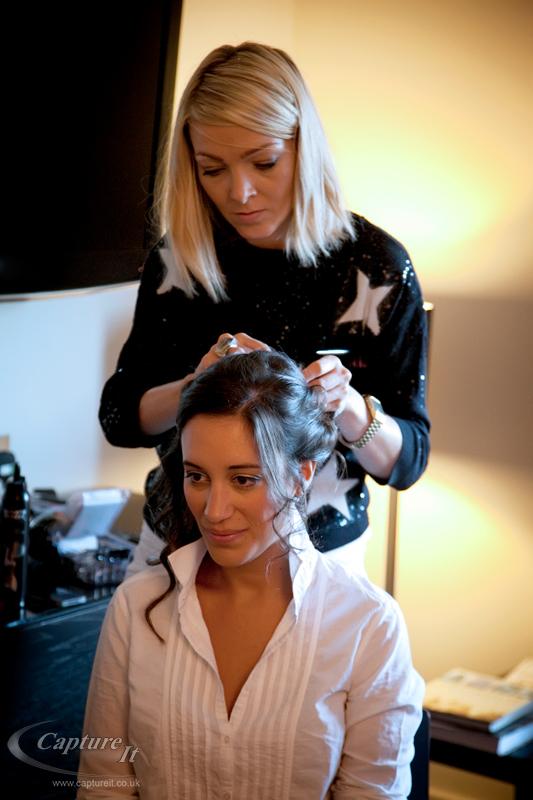 Bridesmaid Hair By Jo Irving