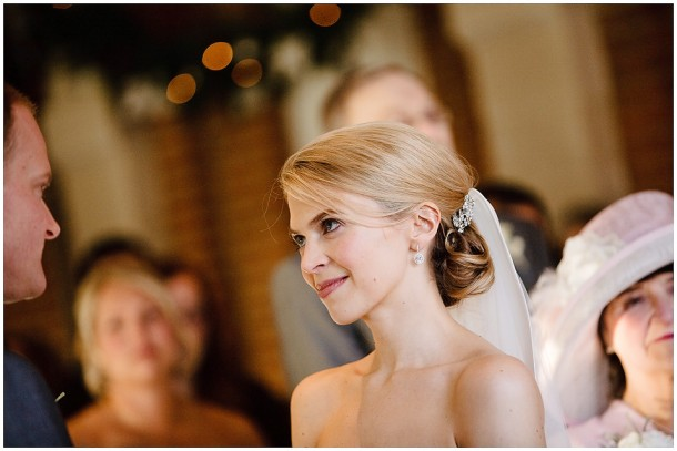 Elegant Weddng Hair