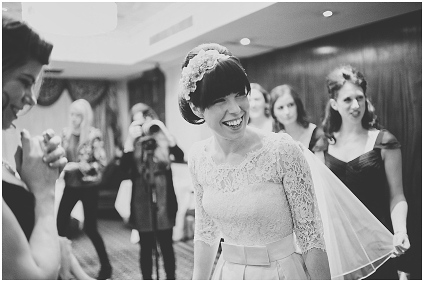 London Wedding. Bridal Hair & Make up by Jo Irving