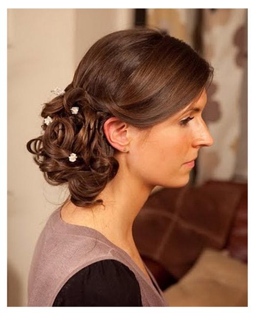 Soft Hair Up