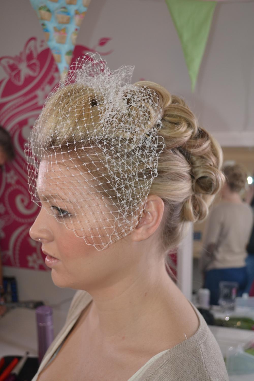 Bridal Mohawk