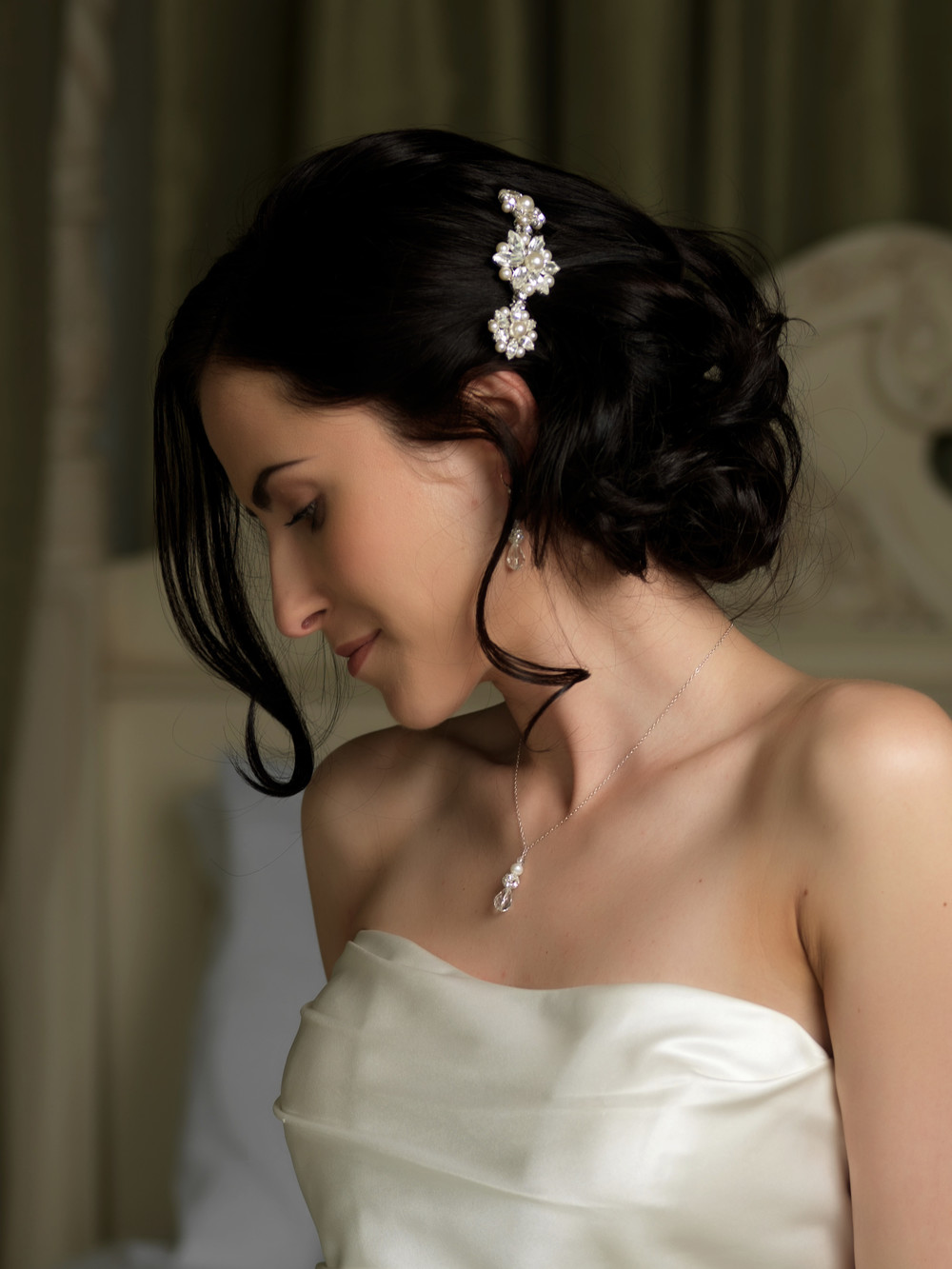 Bridal Hair Up