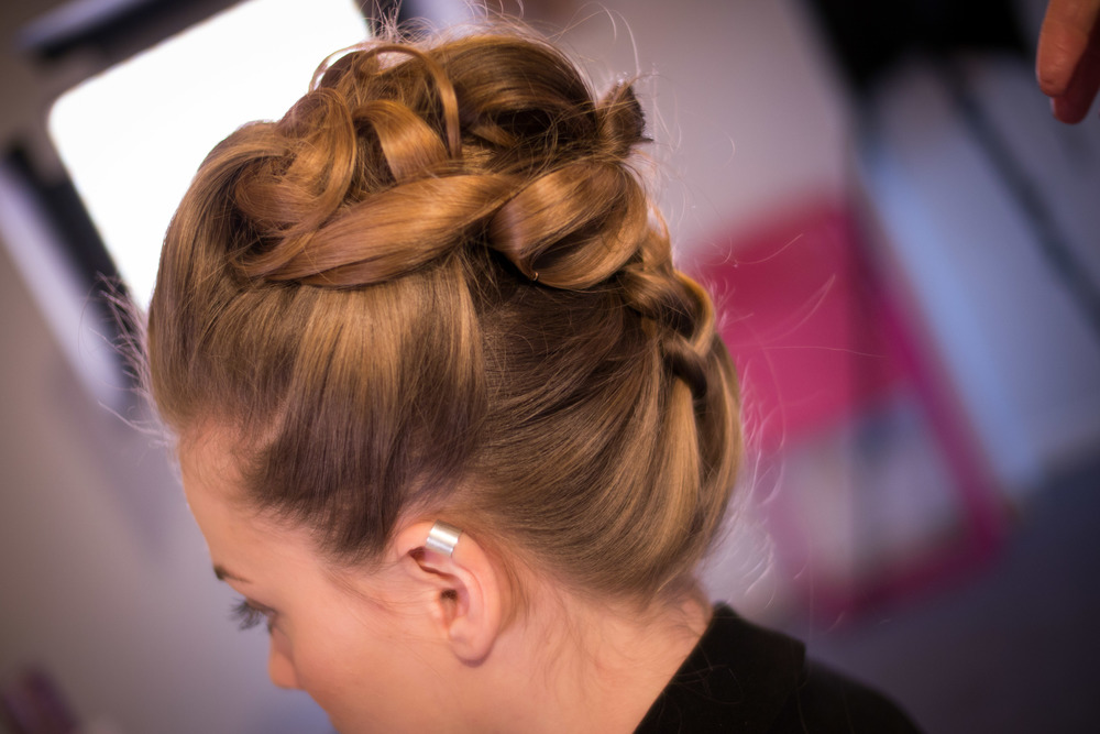 Hair up ideas at Lovehair HQ