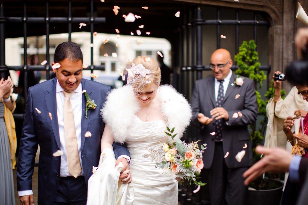Wedding Hair At Hotel Du Vin, Brighton