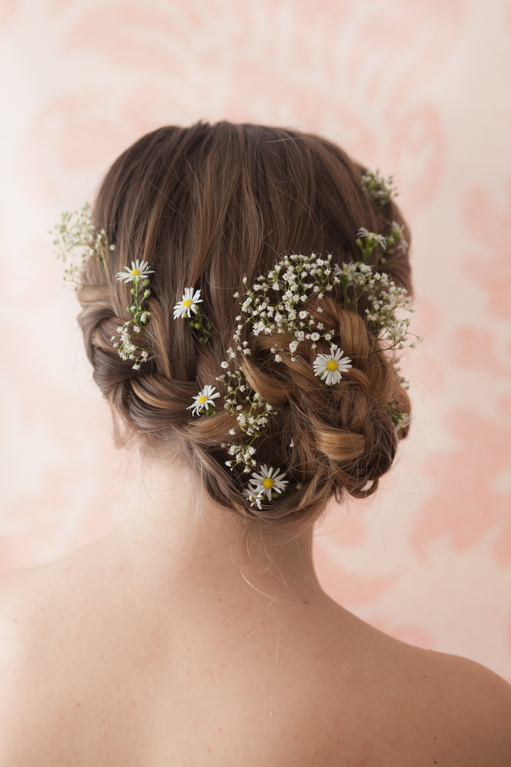 Wedding Hair With Flowers Ideas Festival Inspired Hair