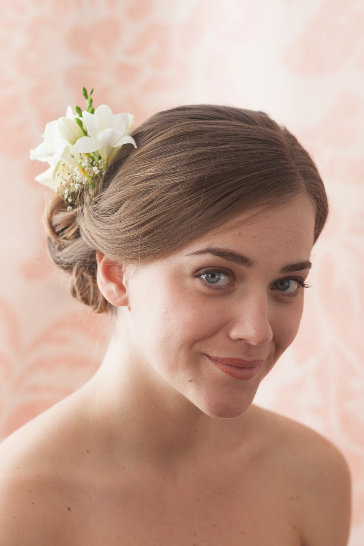 Bridal hair up ideas
