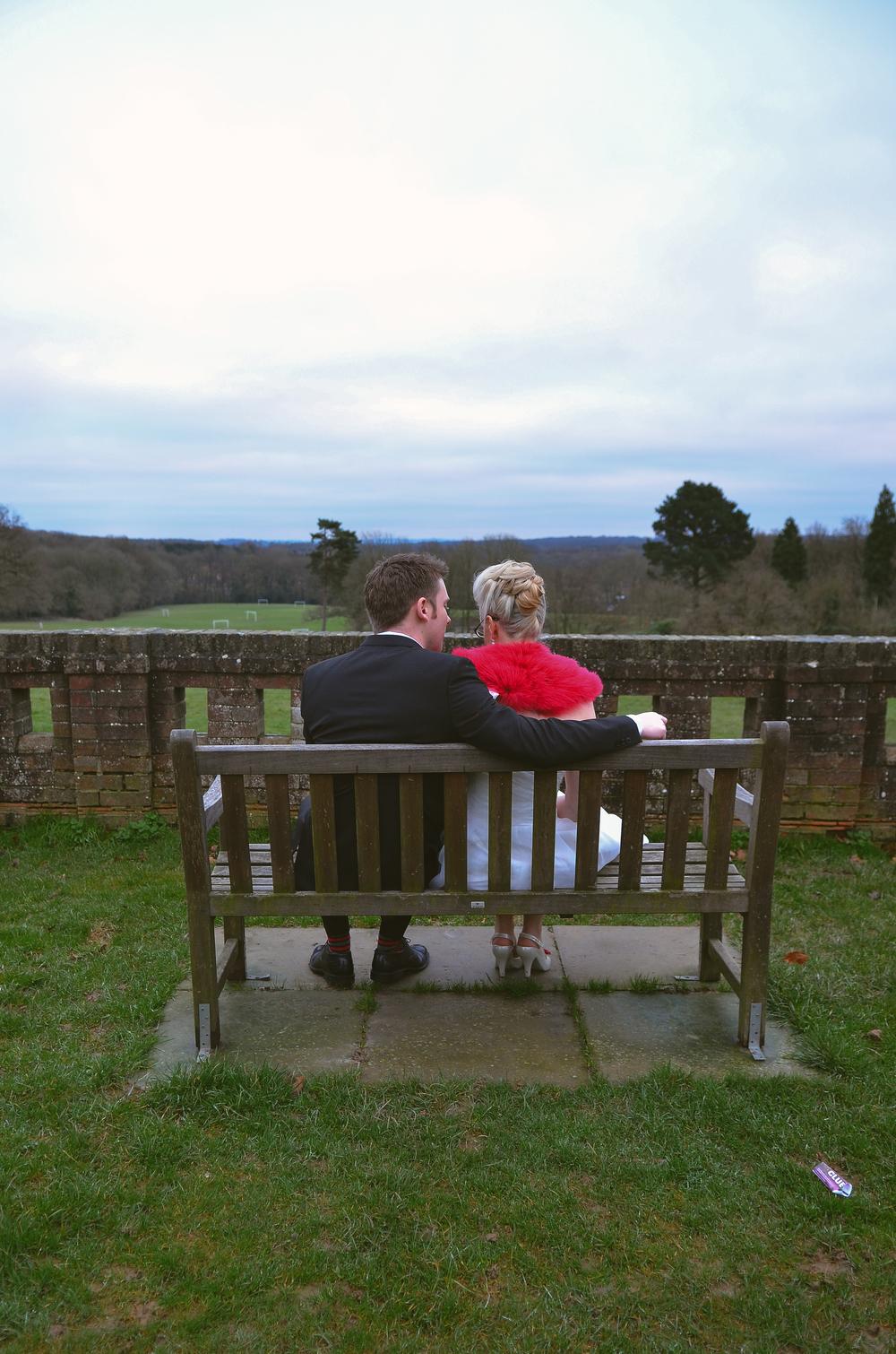 Lovehair bride - East Sussex