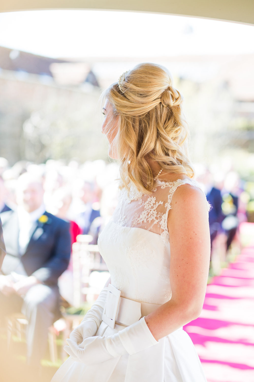 Half Up Wedding Hair — Lovehair & Co