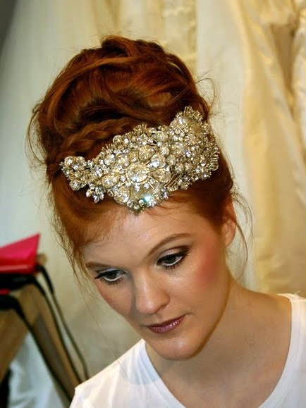 Embellished hair accessory