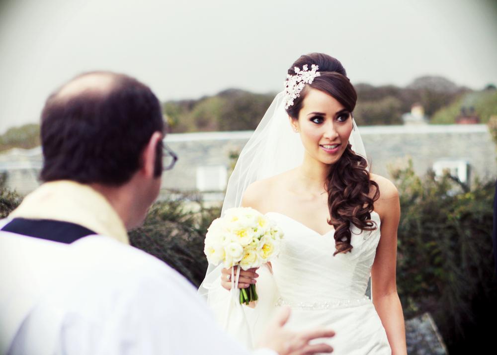 Cornish Garden wedding