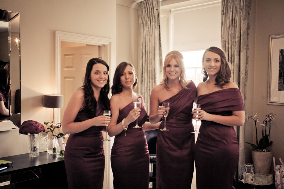 Bridesmaids hair at The Petersham Richmond.jpg
