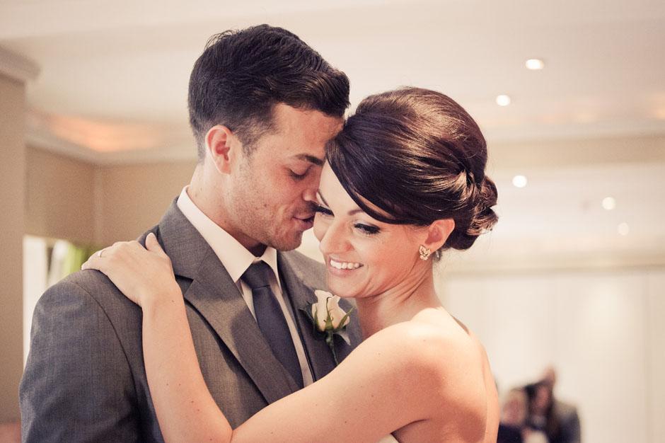 Happy bride at the Bingham, Richmond, Surrey.jpg