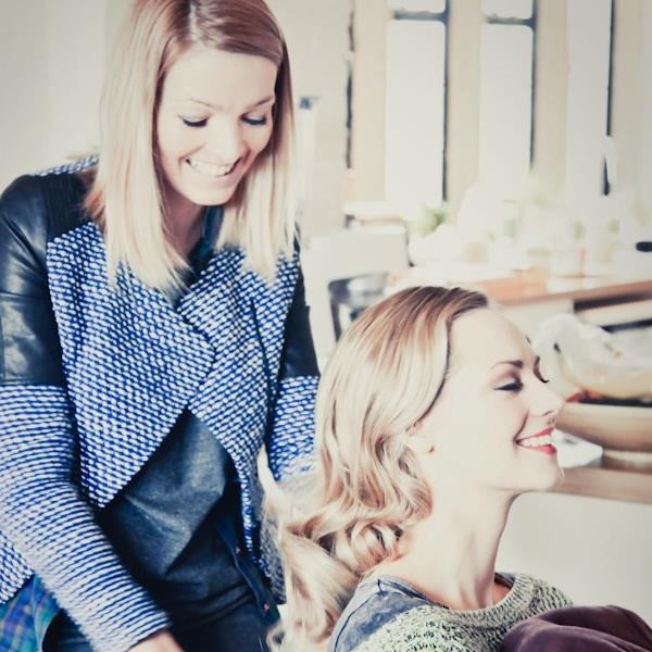 Wedding Hair & Makeup by Jo Irving