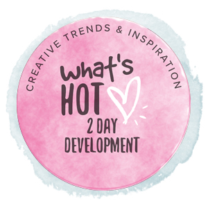 Julia Marsh :  'What's Hot' 2 Day Creative Development Course