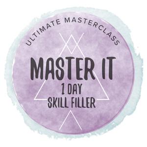 Samantha Blake : 'Master It' 1 DAY BESPOKE Skill Filler Course