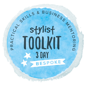 Kirsty Kamalaggharan : 'Stylist Toolkit' 3 Day PRACTICAL Skills + Business Mentoring Course