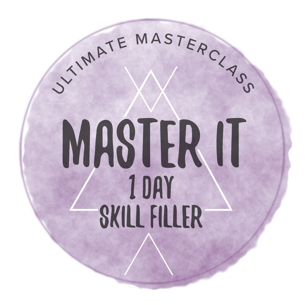 1 DAY - BESPOKE SKILL FILLER 1-2-1 (£399) Professional master class for working stylists   LEARN MORE →