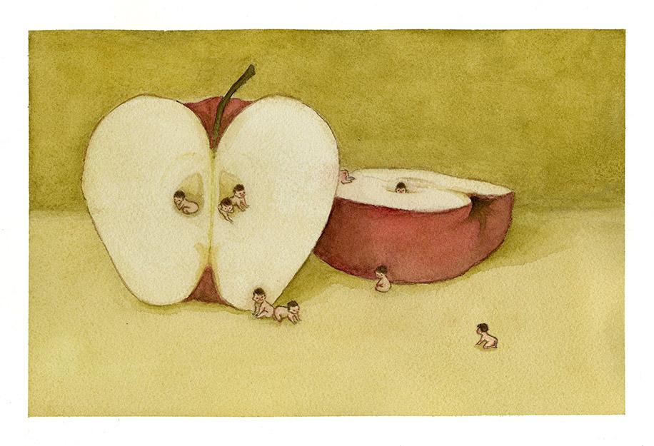 Apple Babies