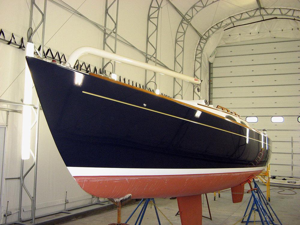 28' Sailboat
