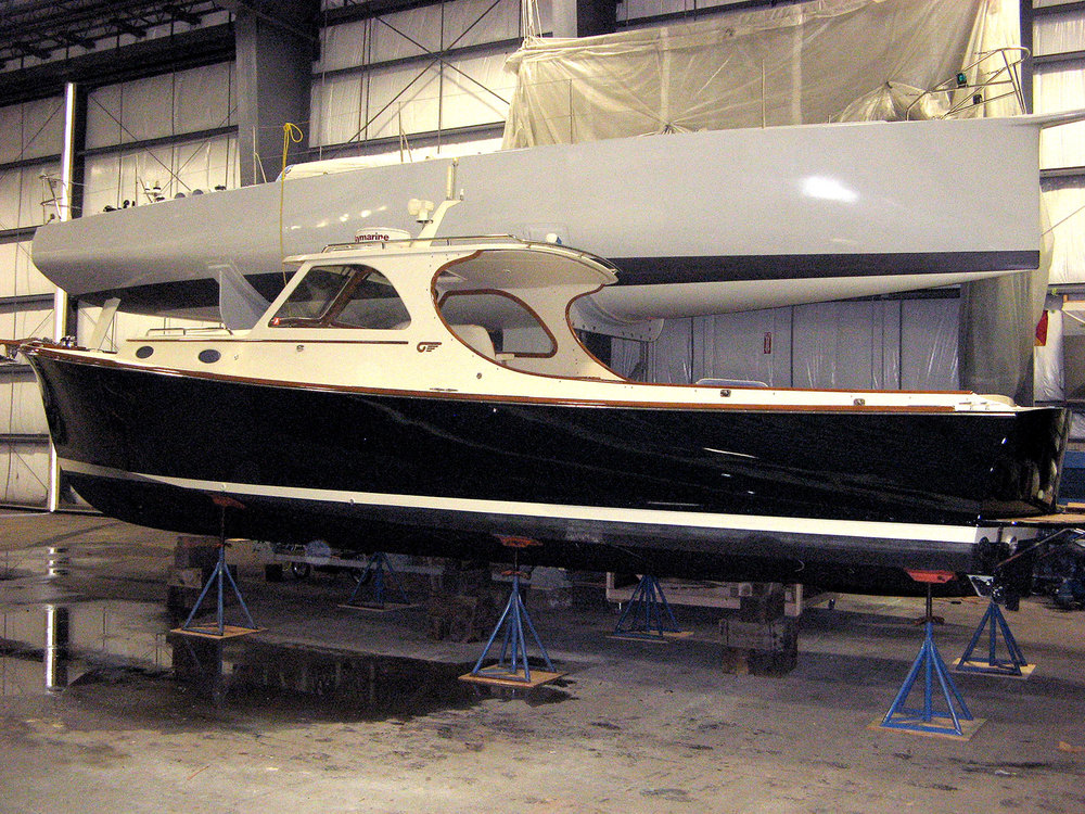 36' Powerboat