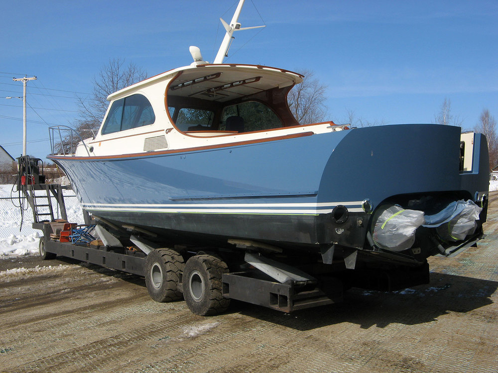 40' Powerboat