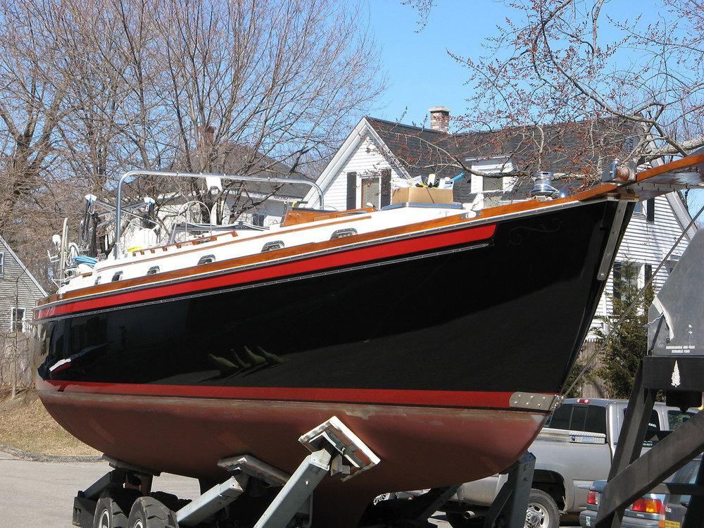 44' Sailboat