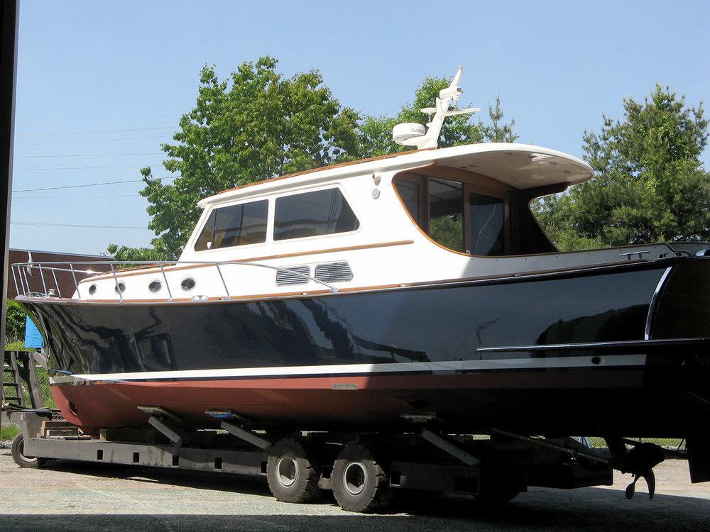51' Motoryacht
