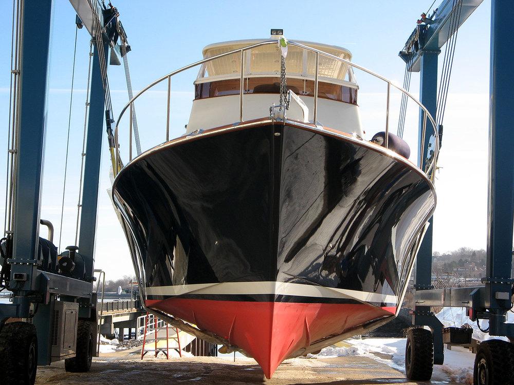 58' Flybridge Motoryacht
