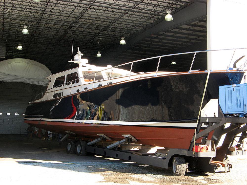 58' Sedan Motoryacht