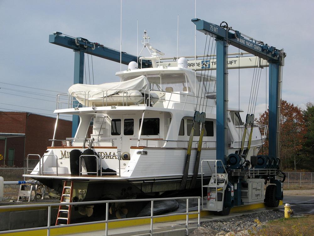 65' Motoryacht