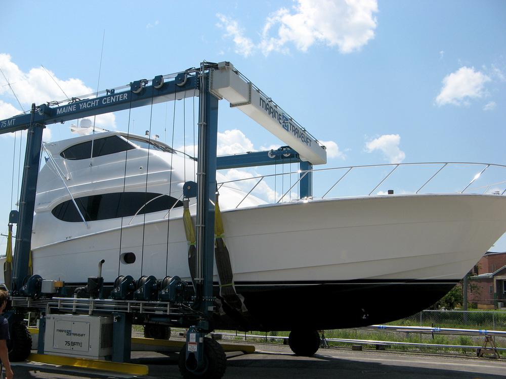 68' Sportfishing Boat